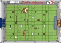 Board Game: Zombie Nightmare