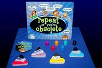 Board Game: Repeat or You're Obsolete