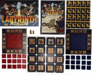 Board Game: Labyrinth: The Duel