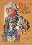 Board Game: Frederick the Great: The Campaigns of The Soldier King 1756-1759