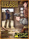 Board Game: High Noon Saloon