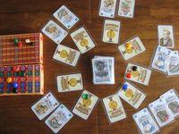 Board Game: Die Fugger