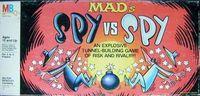 Board Game: Spy vs Spy