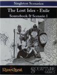 RPG Item: The Lost Isles 1: Exile