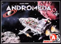 Board Game: Andromeda