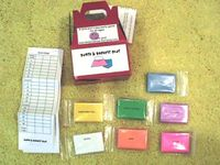 Board Game: Purse & Pockets Plus