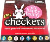 Board Game: It's Happy Bunny Checkers