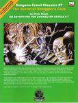 RPG Item: DCC #007: The Secret of Smuggler's Cove