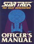 RPG Item: Star Trek: The Next Generation: Officer's Manual