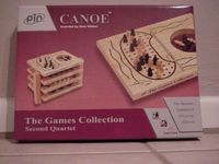 Board Game: Canoe