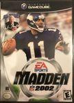 Video Game: Madden NFL 2002