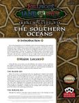 RPG Item: Land of Fire Realm Guide #05: The Southern Oceans