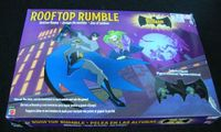 Board Game: Batman Rooftop Rumble Skill and Action Game