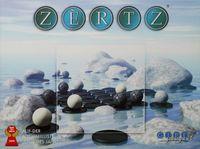 Board Game: ZÈRTZ