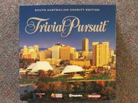 Board Game: Trivial Pursuit: South Australian Charity Edition