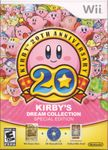 Video Game Compilation: Kirby's Dream Collection