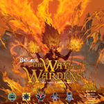 Board Game: The Brigade: The Way of the Wardens