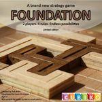 Board Game: Foundation