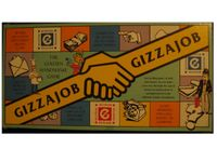 Board Game: Gizzajob