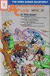 Issue: Adventurers Club (Issue 19 - Winter 1993)