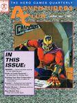 Issue: Adventurers Club (Issue 24 - Summer 1994)