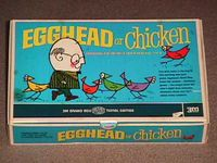 Board Game: Egghead or Chicken