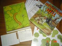 Board Game: Hedgerow Hell: ASL Deluxe Module 2