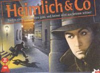 Board Game: Heimlich & Co.