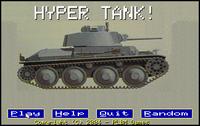 Video Game: Hyper Tank!