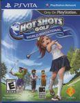 Video Game: Hot Shots Golf: World Invitational