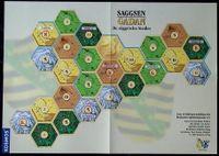 Board Game: Saggsen-Gadan: De säggs'schn Siedler / Catan-OFFENSIVE in Chemnitz