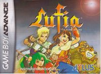 Video Game: Lufia: The Ruins of Lore