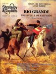 Board Game: Rio Grande:  The Battle of Valverde