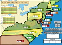Board Game: A More Perfect Union: The Struggle to Ratify the Constitution