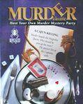 Board Game: Murder à la carte: A Cajun Killing