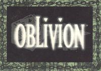 RPG: Oblivion (White Wolf)
