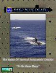 Board Game: Deep Blue Death