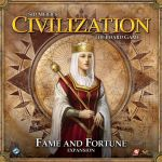 Board Game: Sid Meier's Civilization: The Board Game – Fame and Fortune
