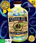 Board Game: Snake Oil