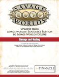 RPG Item: Savage Worlds Updates: Damage and Healing