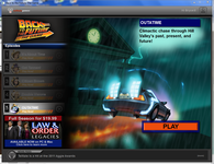 Video Game: Back to the Future: The Game - Episode V: OUTATIME