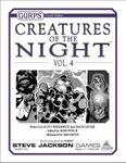 RPG Item: Creatures of the Night, Vol. 4