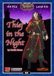 RPG Item: B08: Thief in the Night (Pathfinder)