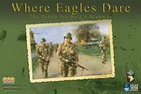 Board Game: Where Eagles Dare: The Battle for Hell's Highway