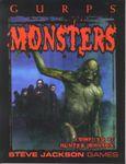 RPG Item: GURPS Monsters