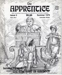 Issue: The Apprentice (Issue 5 - Summer 1979)