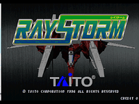Video Game: RayStorm