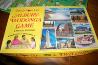 Board Game: This Is Your City Albury-Wodonga Game