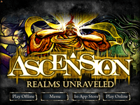 Video Game: Ascension: Realms Unraveled