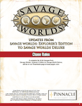 RPG Item: Savage Worlds Updates: Chase Rules